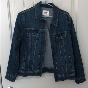 Women's Old Navy Size Large Denim Jacket